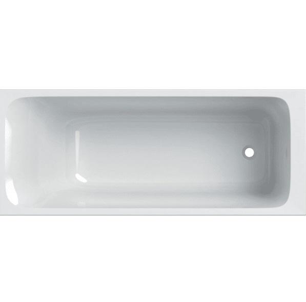 Ванна акриловая Geberit Tawa Slim rim 180х80 с ножками белый 554.122.01.1
