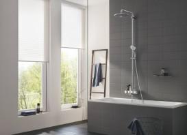 Душевая система Grohe Euphoria SmartControl 260 MONO с термостатом для ванны хром 26510000