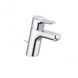 Душевой комплект 7 в 1 Kludi Pure&Easy с верхним и ручным душем латунь хром 376300565