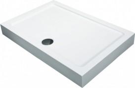 Душевой поддон Eger A Lany 120х80 см прямоугольный акрил белый 599-550/2