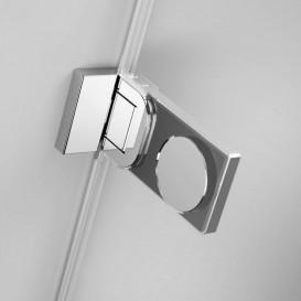 Душевые двери Radaway Arta QL KDD I 50-100 левосторонние хром/прозрачное стекло 10102502-03-01L