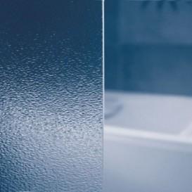Дверь душевая прямоугольная Ravak Blix BLDP2-120 профиль хром стекло grape 0PVG0C00ZG