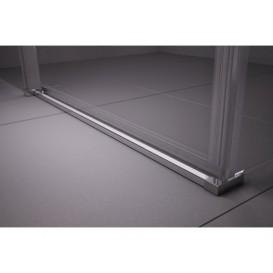 Дверь душевая Ravak Matrix MSD2-100 L полированный алюминий стекло transparent 0WLA0C00Z1