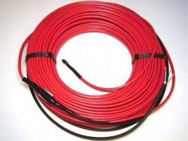 Двухжильный нагревательный кабель Devi DEVIflex 18T 9 м.кв 140F1246