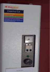 Электрический котел Hot-Well Elektra LUX 24/380 без насоса одноконтурный 992571107