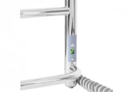 Электрический полотенцесушитель Laris Еврофлеш П6 Э 500x800 мм правый 73207413