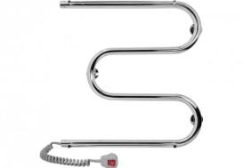 Электрический полотенцесушитель Laris Змеевик 25 РС3 Э 500x500 мм левый 73207110