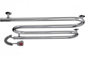 Электрический полотенцесушитель Laris Змеевик 25 РС3 Э 600x500 мм левый 73207114