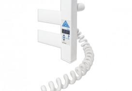 Электрический полотенцесушитель Laris Зебра Атлант Премиум ЧК14 Э 500x1200 мм правый 75201082