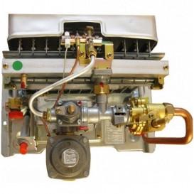 Газовая проточная колонка Beretta Idrabagno Aqua 11 пьезорозжиг открытая камера сгорания 20042533