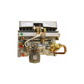 Газовая проточная колонка Beretta Idrabagno Aqua 14 пьезорозжиг открытая камера сгорания 20042537