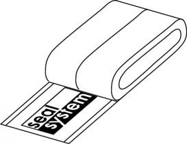 Гидроизоляционная лента Tece TECEdrainbase Seal System 660019
