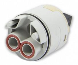 Керамический картридж для смесителя Emmevi 35 мм на ножке C01117