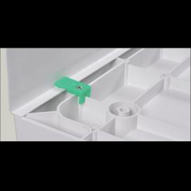 Комплект ножек (9шт) и креплений лицевой панели Eger для квадратных поддонов 8080S, 9090S и поддона 9080S LG-9