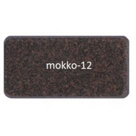 Мойка для кухни Adamant Slim 620х435 мм искусственный гранит mokko 4824296101412
