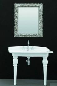 Ножки для раковины ArtCeram Hermitage керамика белый глянцевый HEC003 01;00
