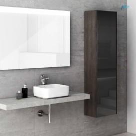 Раковина-чаша для ванной Roca Inspira Square 50х37 см с керамической декоративной крышкой донного клапана A327530000