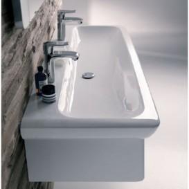 Раковина для ванной на тумбу Kolo Life 100 с покрытием Reflex белая M21510900