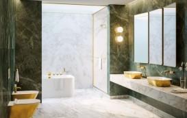 Раковина для ванной накладная Catalano Gold & Silver 60х40 керамика цвет белый/золото 160APGRLXBO