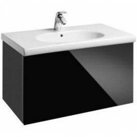 Раковина для ванной Roca Meridian 85х46,5 см монтаж на мебель керамика белая A32724M000