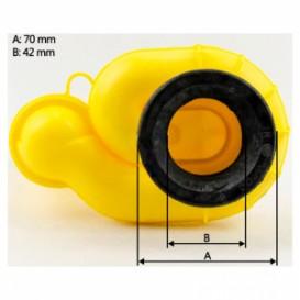 Сифон для писсуара Roca пластик желтый AV0020700R