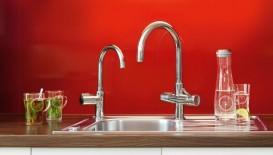 Смеситель для кухни для Grohe Red горячей воды хром 30035000