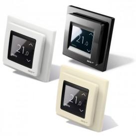 Терморегулятор для теплого пола Devi DEVIreg Touch черный 140F1069
