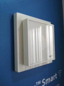 Терморегулятор для теплого пола Devi DEVIreg Smart белый 140F1141