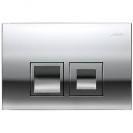 Унитаз подвесной Kolo Modo Pure Rimfree с сидением инсталляцией Geberit Duofix Delta и клавишей смыва Delta 50 L33123000 + L30112000 + 458.126.00.1 + 115.135.21.1