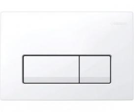 Унитаз подвесной Kolo Modo Rimfree с сидением инсталляцией Geberit Duofix Delta и клавишей смыва Delta 51 L33120000 + L30112000 + 458.126.00.1 + 115.105.11.1