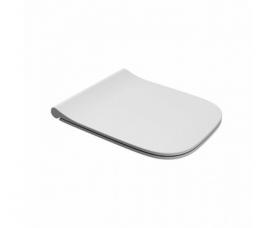 Унитаз подвесной Kolo Modo Rimfree с сидением инсталляцией Geberit Duofix Delta и клавишей смыва Delta 51 L33120000 + L30112000 + 458.126.00.1 + 115.105.46.1