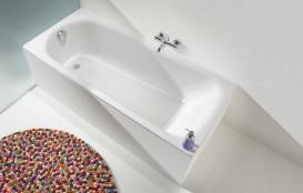 Ванна стальная Kaldewei Saniform Plus 140х70 см 3,5 мм 137 л белый 111500010001