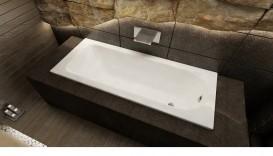 Ванна стальная Kaldewei Saniform Plus 160х70 см 3,5 мм 163 л белый 111700010001
