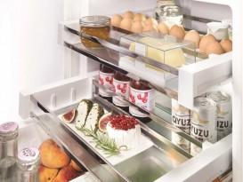 Встраиваемый под столешницу однокамерный холодильник Liebherr UIKo 1550 Premium сталь белый UIKo 1550-21 001