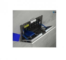 Защитная крышка Geberit Sigma для скрытой системы смыва с видимой рамкой 115.697.00.1