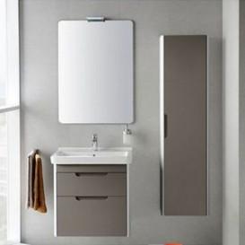 Зеркало в ванную комнату Roca Dama-N квадратное 85x90 см A812291000